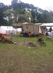 Another part of the camp