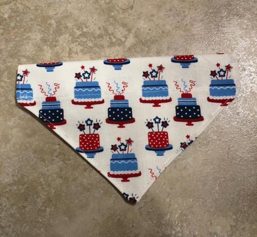 Party in the USA Pet Bandana